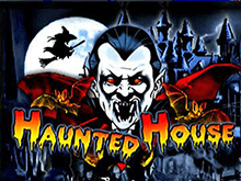 Автомат Haunted House онлайн